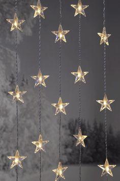 TÄHTIVALOVERHO, 30 tähteä Projects To Try, Chandelier, Ceiling Lights, Lighting, Christmas, Inspiration, Home Decor, Stars, Xmas