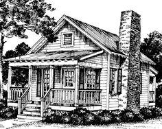 Backyard party house plans