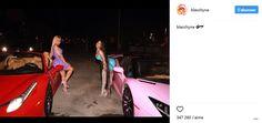 Actu : Nicki Minaj et Blac Chyna torrides elles font le buzz sur la Toile (photos)