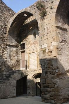 Knights Templar:  The #Knights #Templar Commandery of Richerenches, Provence-Alpes-Côte d'Azur region in southeastern France.