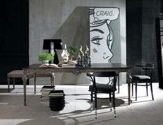 Moda collection on Imagine-living - eclectic - dining room - london - Imagine Living
