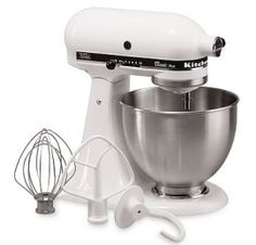 Kitchen Aid Stand Mixer $133 Shipped!! Hot Deal Alert!