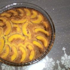Kremalı Şeftalili Kek – Nefis Yemek Tarifleri Apple Pie, Desserts, Food, Tailgate Desserts, Meal, Dessert, Eten, Apple Pies, Meals