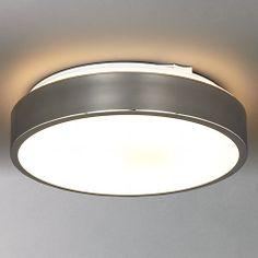 Bathroom Ceiling Lights Flush buy living glass flush bathroom ceiling fitting at argos.co.uk