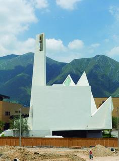 Iglesia en Pueblo Serena,© Moneo Brock
