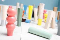 Swedish company Prettypegs has come out with a line of stylish and fun customizable legs that fit any of your IKEA furniture. Ranging in shape from funky to retro to more traditional, the possibilities are endless especially when you take it one step further by choosing the color.