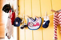 Baseball Baby Shower - Baby Shower Ideas - Themes