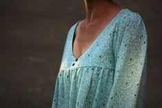 Sew my Style July - Valley Blouse   Mein Gewisses Etwas