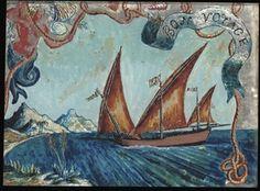 Bon Voyage, 1929 Posters & Art Prints by Dora Carrington - Magnolia Box Dora Carrington, Framed Artwork, Wall Art, Post Impressionism, Oil Painting Reproductions, Find Art, Oil On Canvas, Giclee Print, Original Paintings