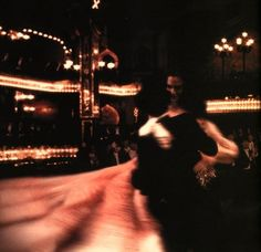 Dancefloor romance