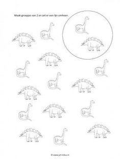 Dinosaurs Preschool, Special Education, Games For Kids, Dinosaurs, Dinosaur Activities, Summer Activities, Dinosaur Nursery, Kindergarten, Animales
