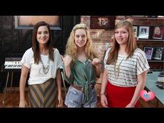 "Megan and Liz gave Anna Pirga  a ""Megan & Liz"" makeover... SO much fun!!!"