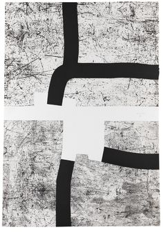 eduardo-chillida 'bi-aizatu'- 1988- Etching and Aquatint