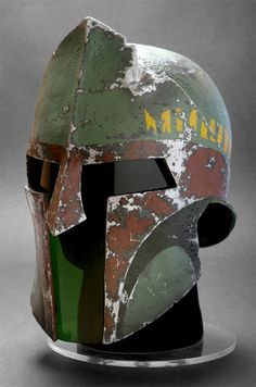 Boba Fett is....Spartacus!!!!