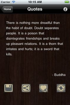 buddha quotes | Buddha Quotes & Wiki 1.1 App for iPad, iPhone - Reference - app by H ...