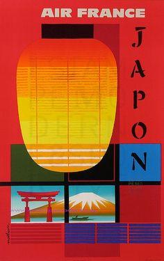[写真] いま見ても新鮮デザイン!レトロ感が満載な昭和の時代の日本観光PRポスターまとめ(Japaaan) - エキサイトニュース