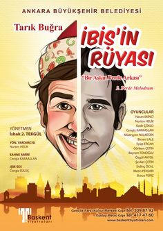 Otelox_DSGN: Theater Poster Design Inspiration