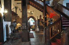 Eingang, Rezeption und Treppenhaus