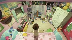 anime room - Google Search