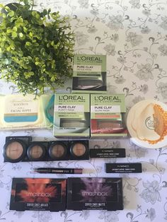 Melanie's Nook: Haul : March 2017 Beauty Review, African Beauty, Nook, Madness, March, Corner, Community, Makeup, Make Up