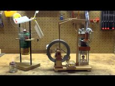 Stirling engine powered music box. By: Mike Graban - YouTube