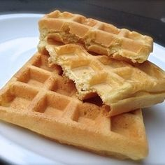 """Gluten-Free Waffles 