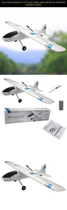Volantex Ranger 757-4 RC Plane Model Airplane PNP w/ Brushless Motor No Radio #racing #products #drone #shopping #volantex #gadgets #parts #ranger #kit #tech #fpv #camera #plans #technology