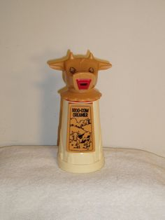 Vintage 60's Kitsch Diner Moo Cow Creamer by LuLusVintageMart, $5.00