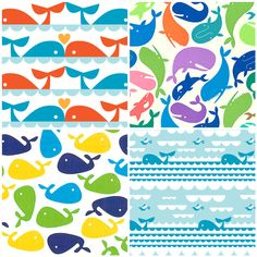 whale patterns