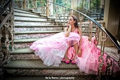 quinceanera photography by de la Barra photography