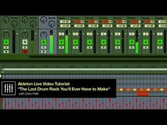 The tutorial series 'Ableton Live 9 Quick Tips' shows you little, but useful tips when working with Live This episode shows you a quick way to show or hid. Computer Music, Detroit Techno, Digital Audio Workstation, Music Software, Ableton Live, Recorder Music, Good Tutorials, Music Classroom, Sound Design