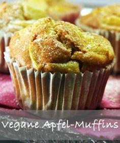 Vegane Apfel-Muffins Rezept