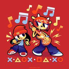 parappa shirt   Tumblr