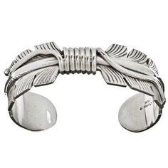 Bracelet Plume. Par Harpo