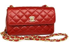 CHANEL VINTAGE RED SHOULDER http://www.vintage-paris.com/products/list.php?transactionid=7a7349af60bd070cc7d005c5c799f9b94a3ad504&mode=search&name=chanel+red&search.x=11&search.y=7&search=Go