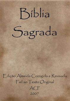Bíblia Sagrada - Sociedade Bíblica Trinitariana do Brasil |...: Bíblia Sagrada - Sociedade Bíblica Trinitariana do Brasil | Bibles… #Bibles