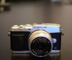 Olympus announces PEN E-P5, a Micro Four Thirds camera with 1963 looks and 2013 specs