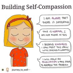 The Benefits Of Self-Compassion And How To Get More  #selfcare #compassion #kindness #Saturday #selfhelp #mentalhealth #wellness