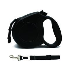 Retractable Dog Leash with 1 Alternative Biteproof  Car Vehicle Harness Seatbelt Front Part Pet LeashesRetractable Dog Belt Tangle Free 16ft With Sturdy Nylon Rope for Small Medium Large Dogs *** Find out more about the great product at the image link.Note:It is affiliate link to Amazon.