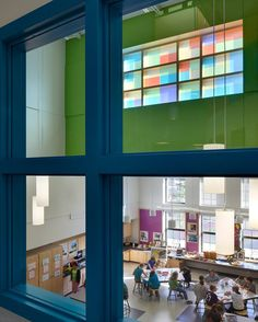 Gallery of What Architecture Has to Say About Education: Three New Hampshire Schools by HMFH Architects - 13