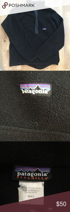 Patagonia Sweater This is a men's large, but i am a women's medium and I wear this as a oversized sweater. It is in perfect condition. Please comment any questions. I also offer bundle discounts. Thanks for checking out my closet! Patagonia Sweaters