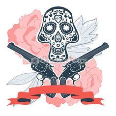 36 Mejores Imágenes De Pistolas Y Rosas Guns Pistols Y Roses