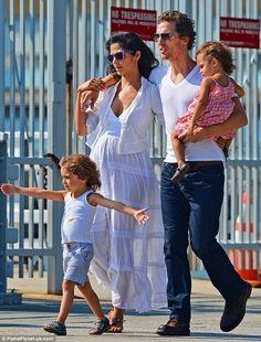 Family - Camila Alves pregnant