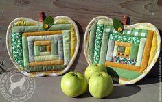 А давайте сошьём яблочки! - Ярмарка Мастеров - ручная работа, handmade