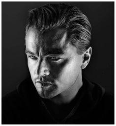 Leonardo DiCaprio by Marco Grob