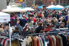 NYC's best vintage shopping. This website has a complete list of all 38 with addresses.