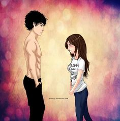 Daemon and Katy- Lux Series