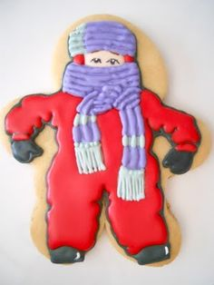 A Christmas Story Cookies - Ralphie | Oh Sugar! Works | Pinterest ...