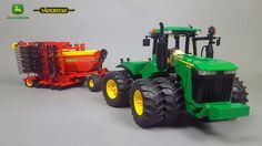 Lego Technic, Best Lego Sets, Lego Truck, Micro Lego, Lego City Sets, Lego Construction, Farm Toys, Lego Worlds, Cool Lego Creations