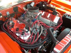 Top Five V8 Engines from the American Muscle Car Era | Cool Rides ...